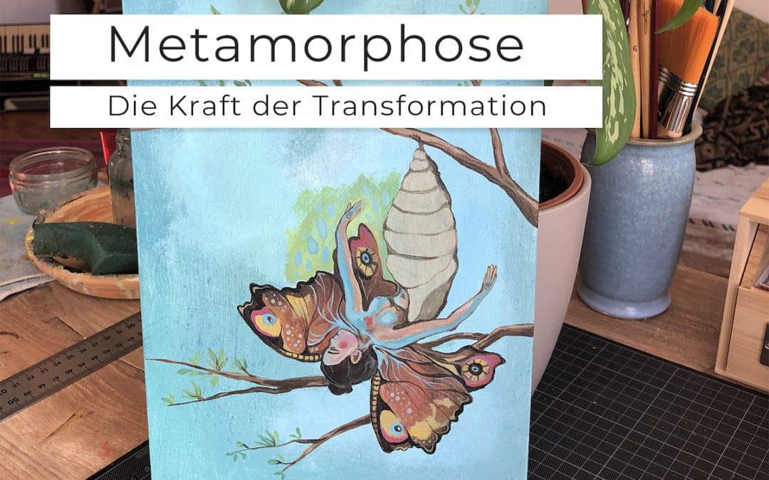Metamorphose Kunst: Die Kunst der Transformation
