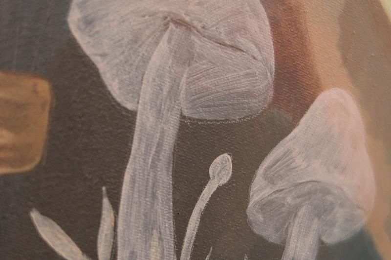 Malen ist ein Prozess