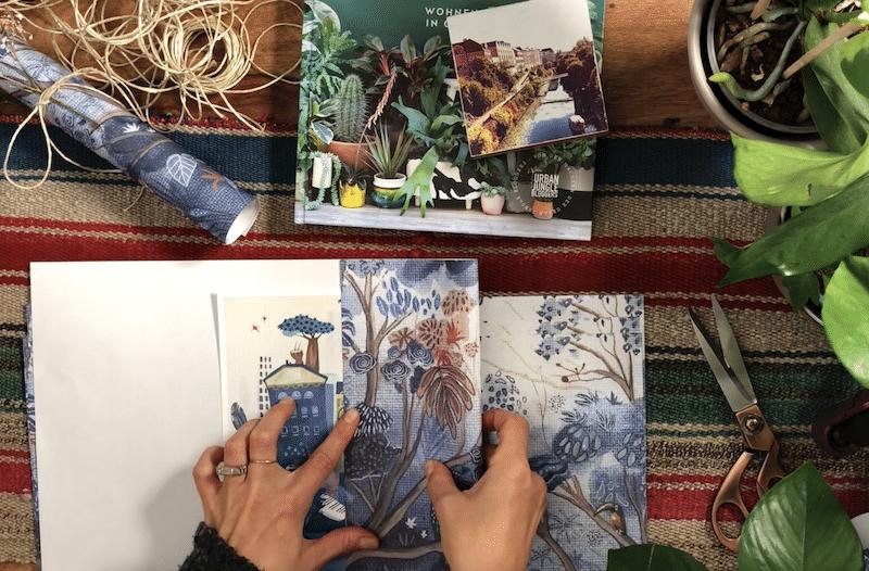 Geschenke nachhaltig verpacken mit umweltfreundlichen Geschenkpapier
