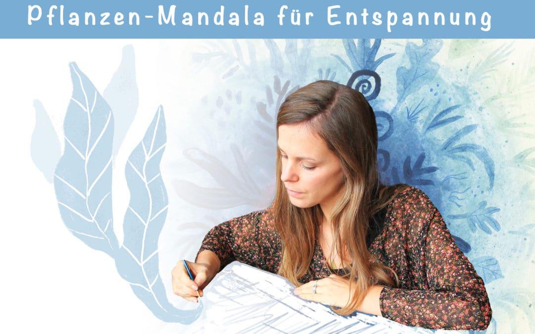 Wie du mit Mandala malen Entspannung findest