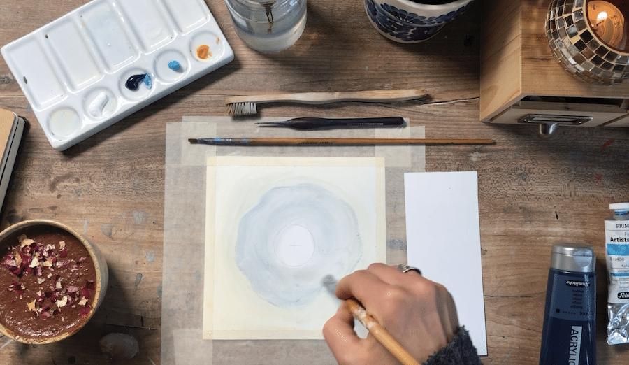 Acrylmalerei für Anfänger