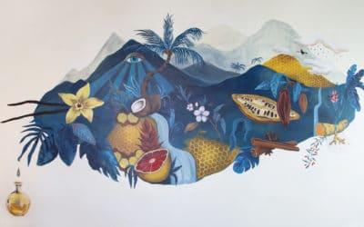 "Acrylmalerei auf Leinwand: So entstand mein Acrylbild ""Essenz"""