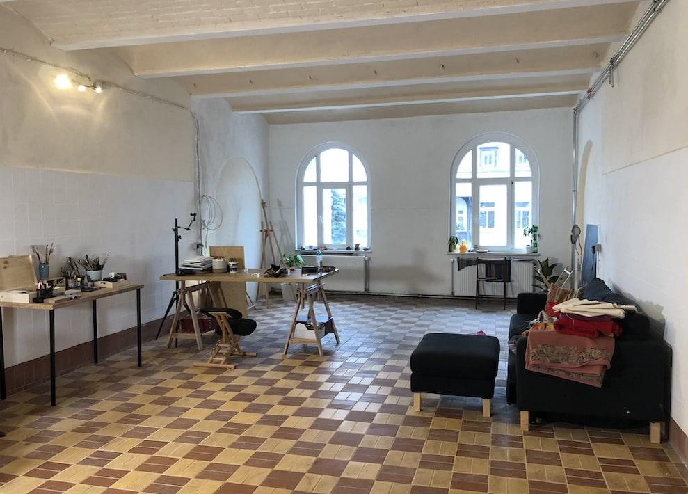Atelier Einrichtung
