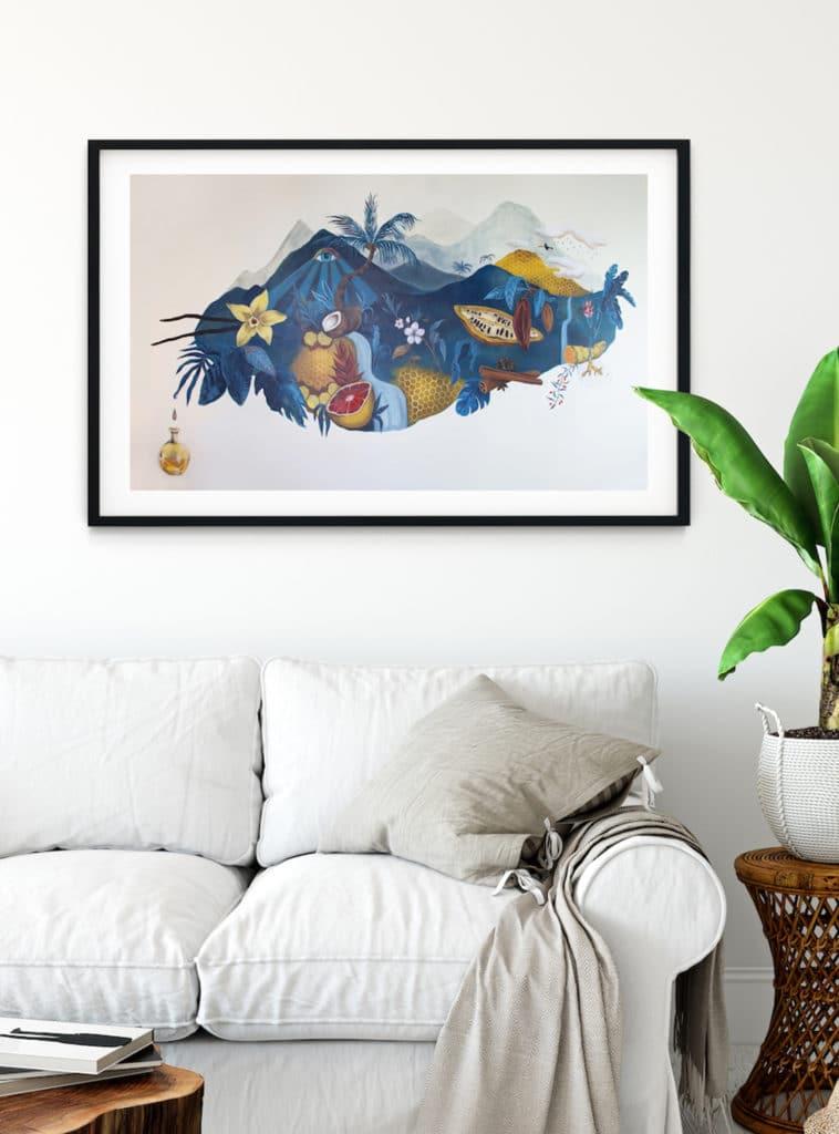 Kunstdruck online kaufen