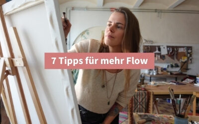 Kreative Blockade überwinden: 7 Tipps für mehr Flow